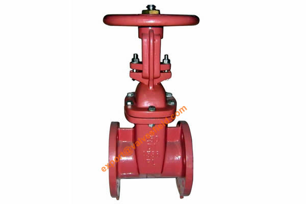 ANSI Resilient Seated O.S.& Y Gate Valve