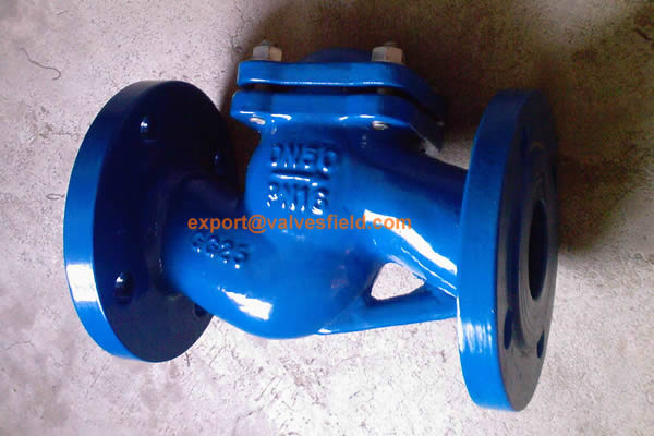Lift Type Check Valve