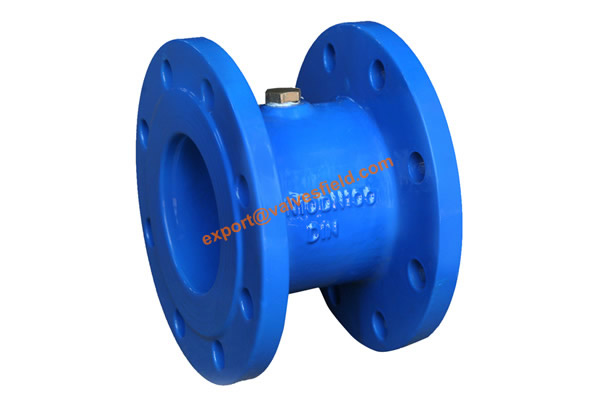 DIN Cast Iron Flange Joint 8302