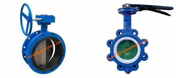 butterfly valve manufacturers china